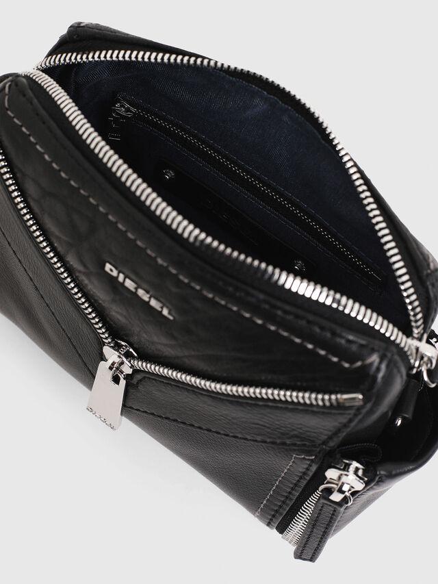 Diesel - LE-BHONNY, Black - Crossbody Bags - Image 4