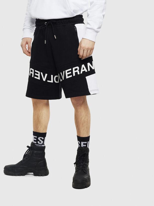 P-SHAM, Black/White - Shorts
