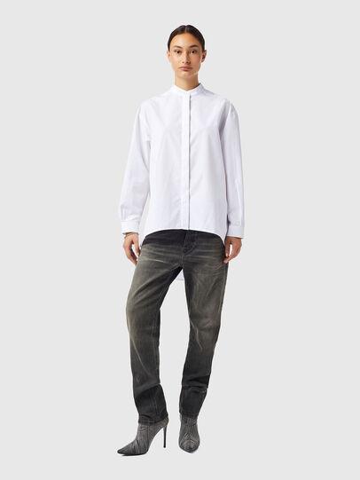 Diesel - C-EILENES, White - Shirts - Image 4