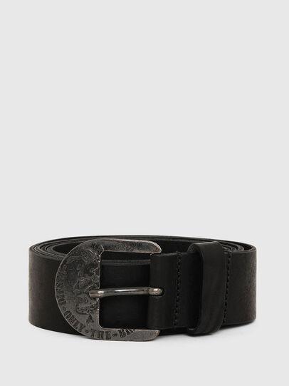 Diesel - B-SURE, Black - Belts - Image 1
