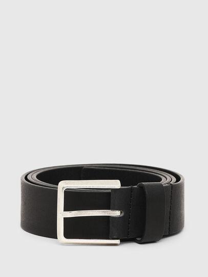 Diesel - B-PRINT, Black - Belts - Image 1