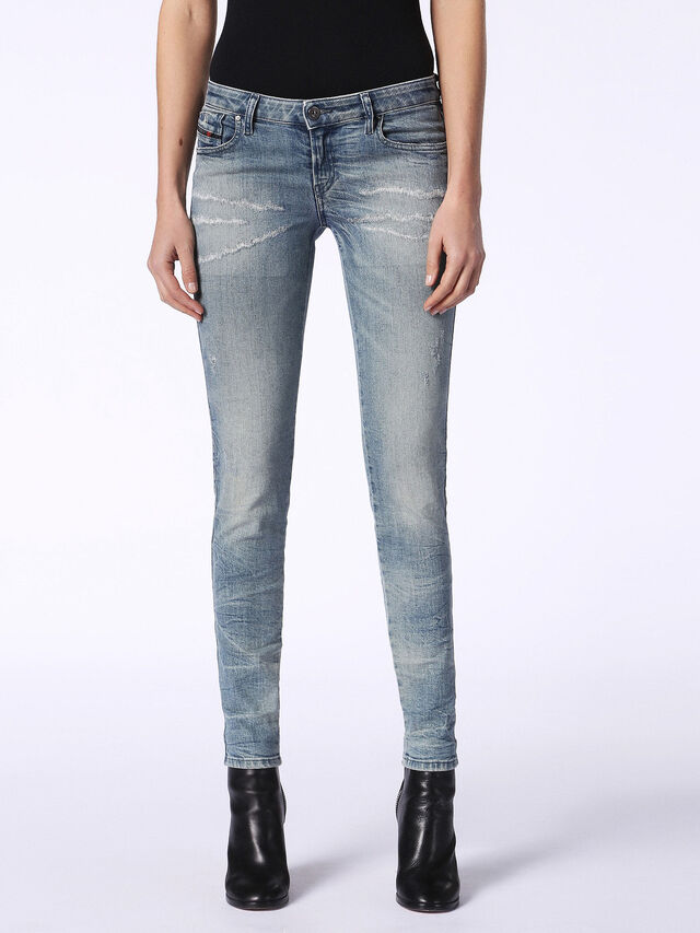 GRACEY 0689M, Blue Jeans