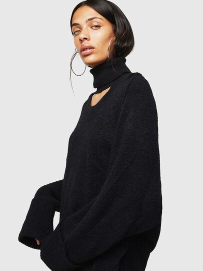 Diesel - M-LILIA, Black - Dresses - Image 4