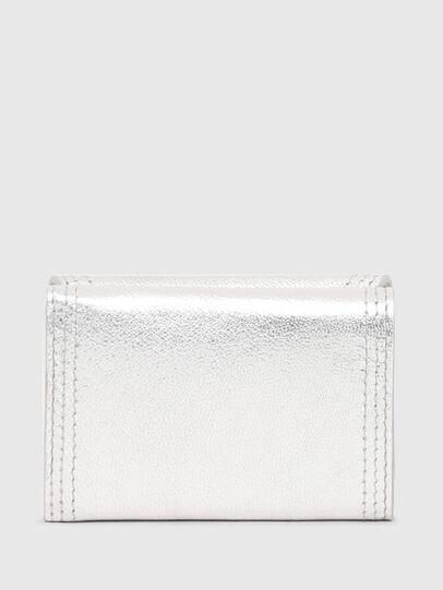 Diesel - LORETTINA, Silver - Small Wallets - Image 2