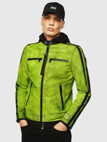 Diesel - L-BOY-A,  - Leather jackets - Image 1