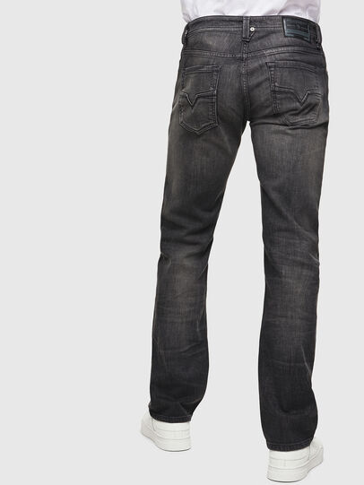 Diesel - Larkee C82AT, Black/Dark grey - Jeans - Image 2