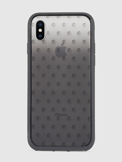 Diesel - MOHICAN HEAD DOTS BLACK IPHONE X CASE,  - Cases - Image 2