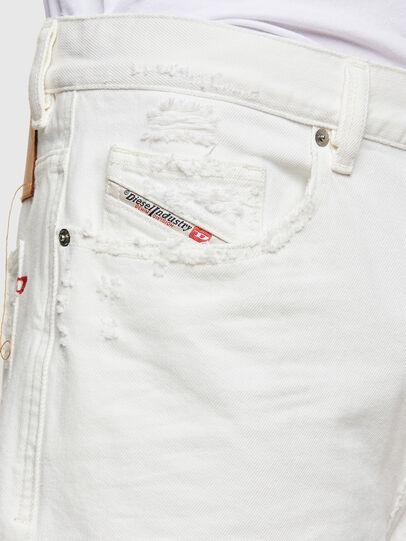 Diesel - D-MACS-SHORT, White - Shorts - Image 5