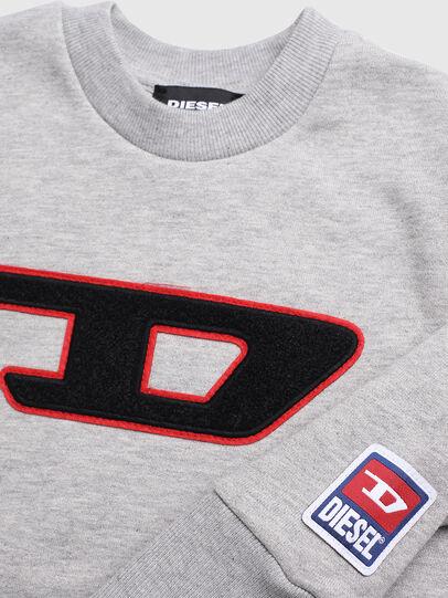 Diesel - SCREWDIVISIONB-D-R, Grey - Sweaters - Image 3