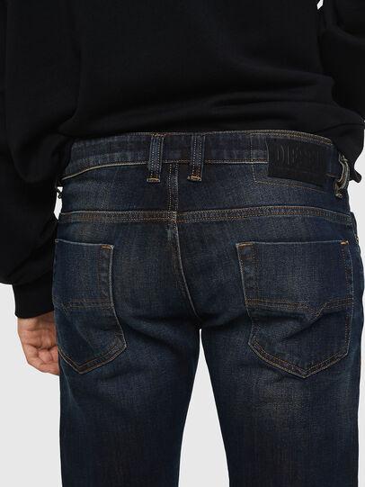 Diesel - Safado 0890Z, Dark Blue - Jeans - Image 4