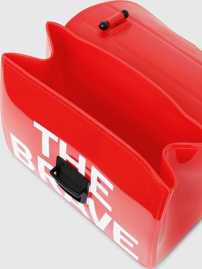 Diesel - ORMELLE, Red - Crossbody Bags - Image 5