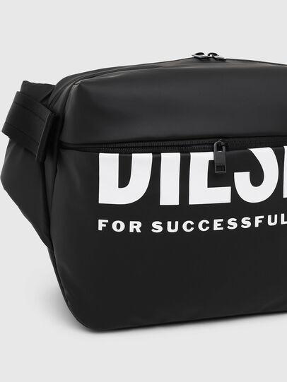 Diesel - F-BOLD CROSS II, Black - Travel Bags - Image 6