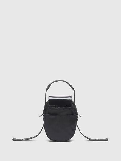 Diesel - JACKIE, Black - Crossbody Bags - Image 2
