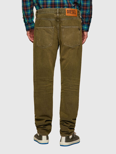 Diesel - D-Kras 09A35, Military Green - Jeans - Image 2