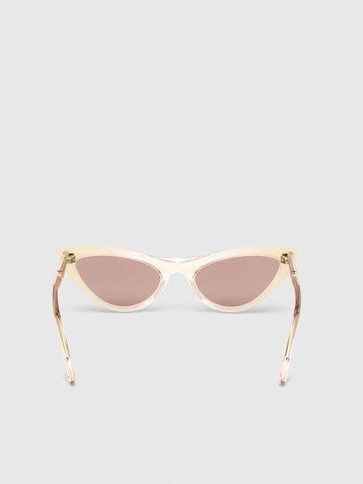 Diesel - DL0303, Gold - Sunglasses - Image 4