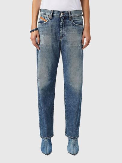 Diesel - D-Air 09B17, Medium blue - Jeans - Image 1