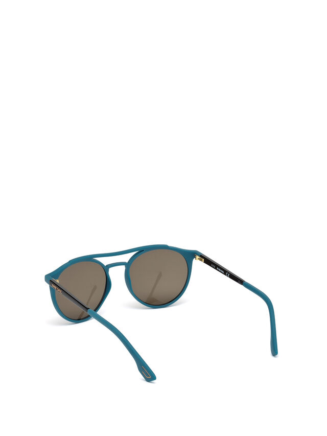 DM0195, Blue