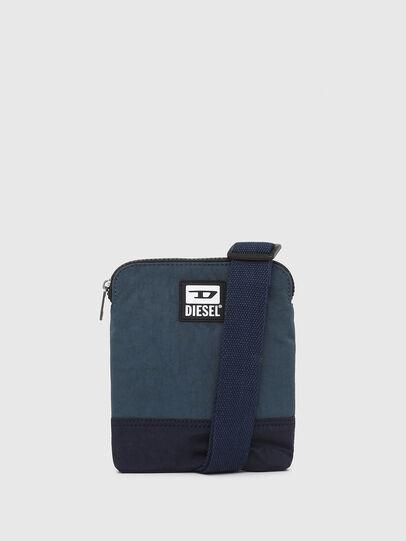 Diesel - VYGA, Blue - Crossbody Bags - Image 6