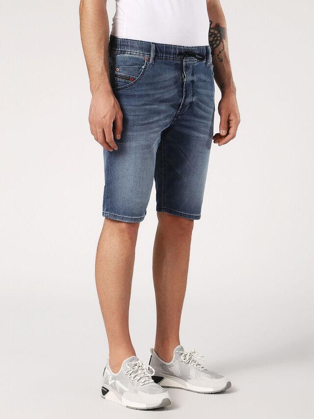 KROOSHORT JOGGJEANS, Blue Jeans