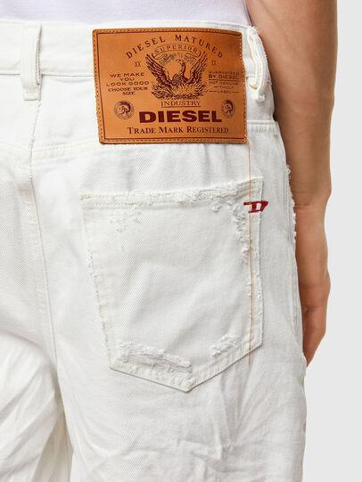 Diesel - D-MACS-SHORT, White - Shorts - Image 4