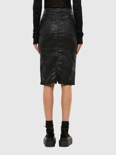 Diesel - D-ELBEE JOGGJEANS, Black - Skirts - Image 2
