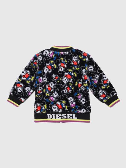 Diesel - SWALLOB, Black - Sweaters - Image 2