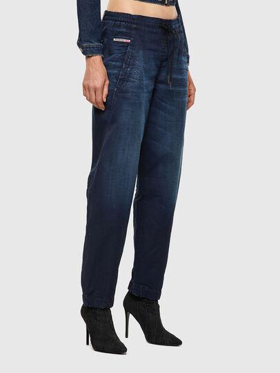 Diesel - Krailey JoggJeans® 069WS, Dark Blue - Jeans - Image 3