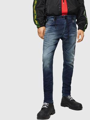 Krooley JoggJeans 069HH, Dark Blue - Jeans