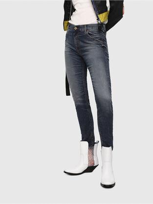 Krailey JoggJeans 069FG, Dark Blue - Jeans