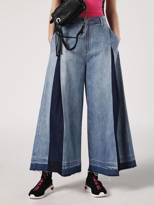 DE-JIZZY-J, Blue Jeans