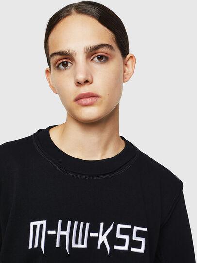 Diesel - F-LYANY-H, Black - Sweaters - Image 6