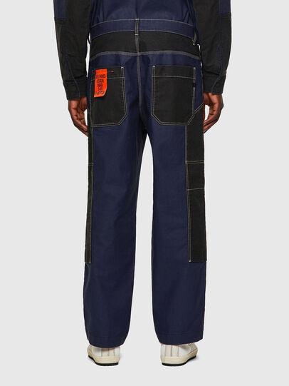 Diesel - D-Franky JoggJeans® 0EEAW, Dark Blue - Jeans - Image 2