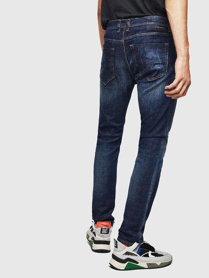 Diesel - Tepphar 087AT, Dark Blue - Jeans - Image 5