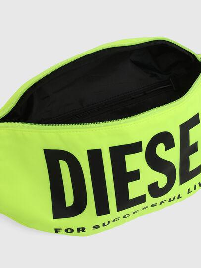 Diesel - BOLD MAXIBELT, Yellow - Bags - Image 4