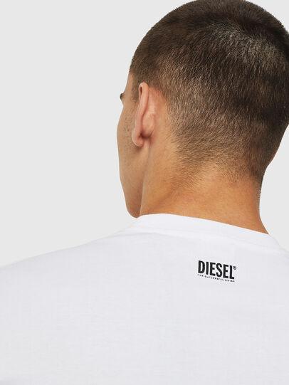 Diesel - T-DIEGO-B12,  - T-Shirts - Image 4