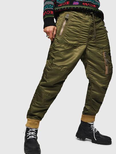 Diesel - P-LEVOKI, Military Green - Pants - Image 4