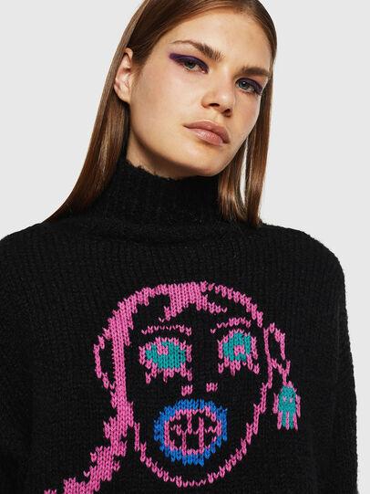 Diesel - M-CARA,  - Knitwear - Image 3