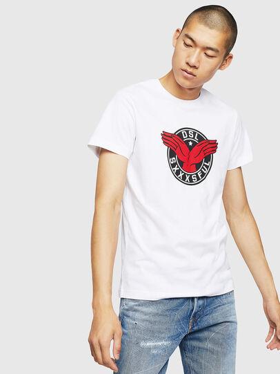 Diesel - T-DIEGO-B5,  - T-Shirts - Image 1
