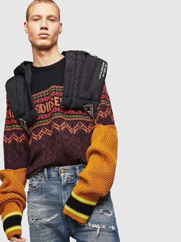 K-CV-ALLJAC,  - Knitwear