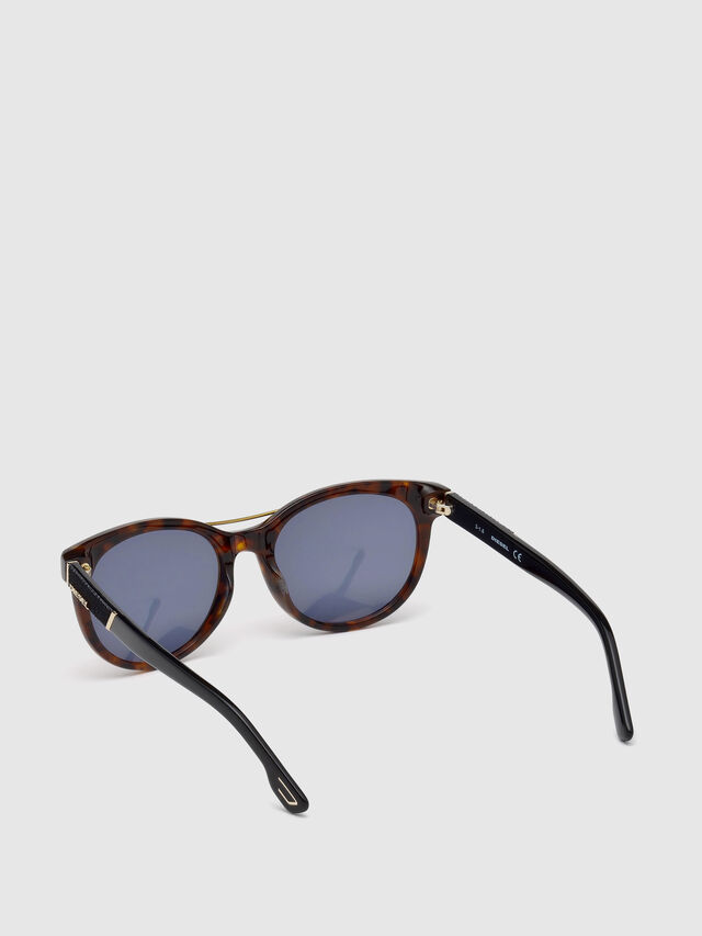 Diesel - DL0213, Brown - Eyewear - Image 2
