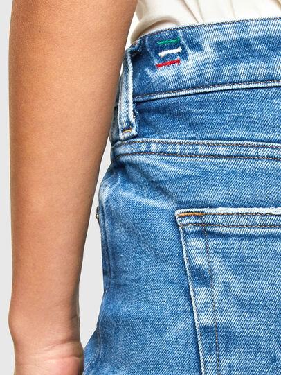 Diesel - D-Joy 009MV, Light Blue - Jeans - Image 5