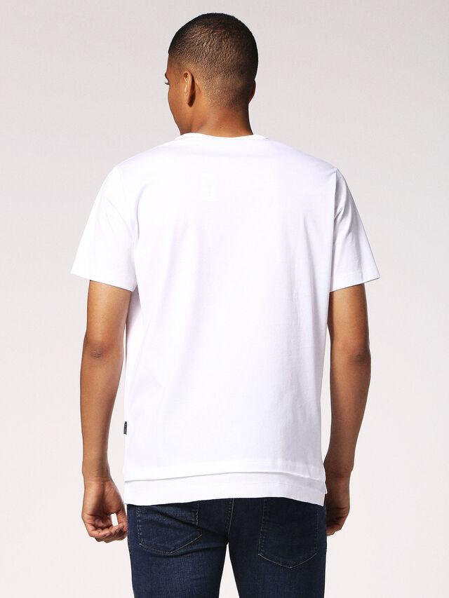 T-ERIC, White