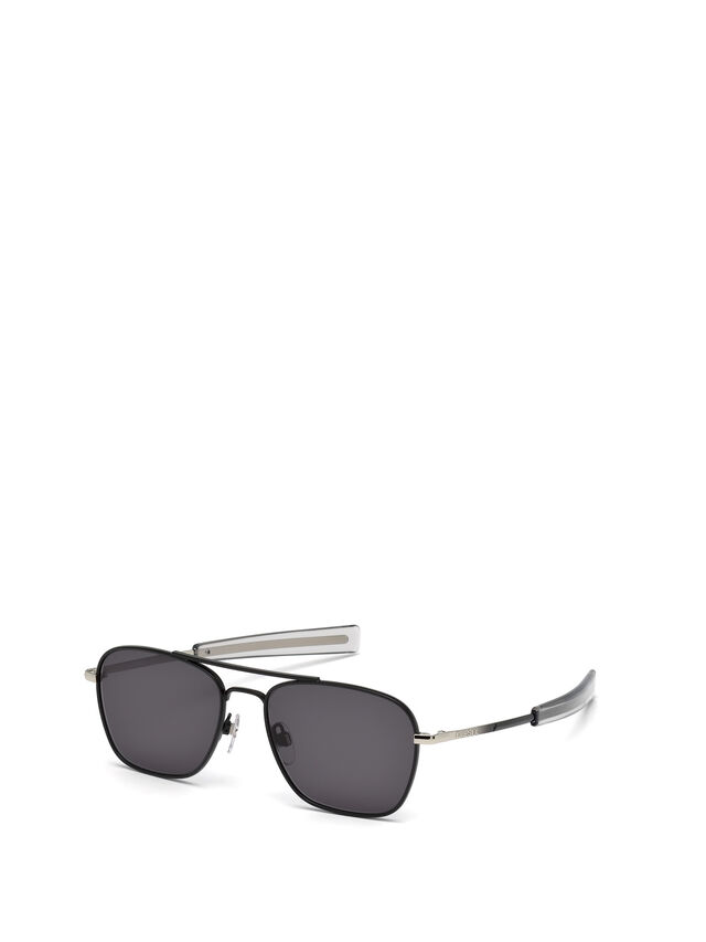 Diesel - DL0219, Black - Eyewear - Image 4