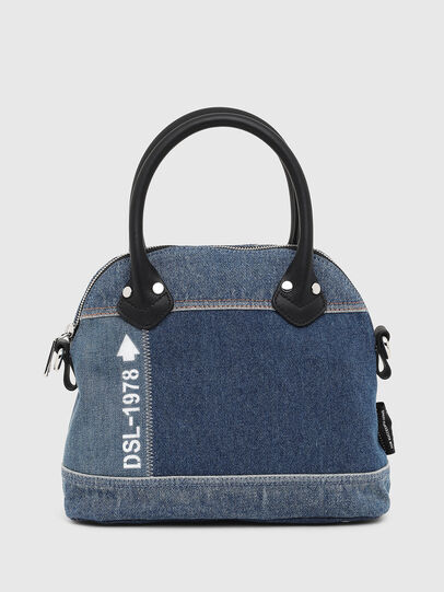 Diesel - PYANIGA M, Blue Jeans - Satchels and Handbags - Image 1