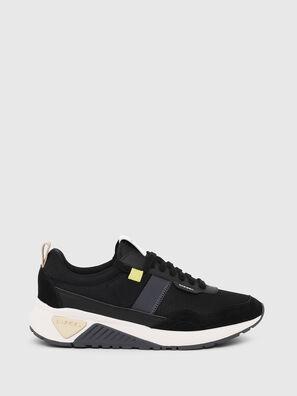 S-KB LOW RUN, Black - Sneakers
