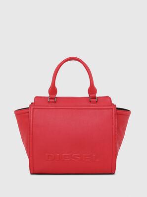 BADIA, Fire Red - Satchels and Handbags