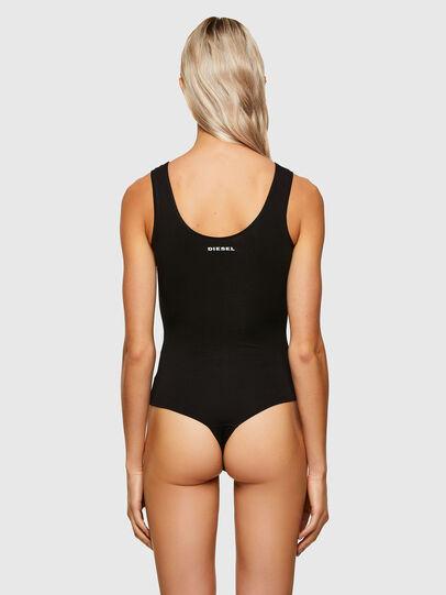 Diesel - UFBY-BODYTHREEPACK, Black - Bodysuits - Image 2