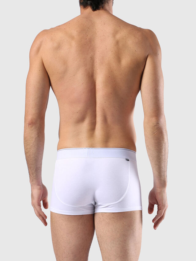 Diesel - UMBX-KORYTHREEPACK, White/Black - Trunks - Image 3