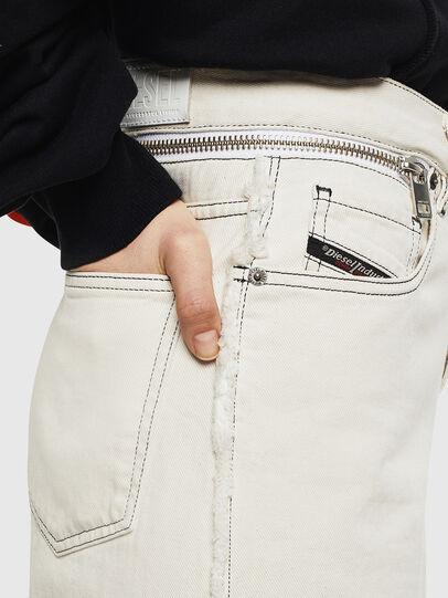 Diesel - Widee 009BD, White - Jeans - Image 3