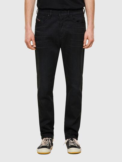 Diesel - D-Fining 09A15, Black/Dark grey - Jeans - Image 1